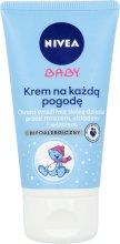 Парфюми, Парфюмерия, козметика Хипоалергенен крем за лице и тяло - Nivea Baby Cream For Any Weather Hypoallergenic