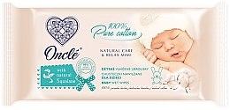 Парфюми, Парфюмерия, козметика Детски мокри кърпички - Oncle