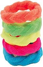 Парфюми, Парфюмерия, козметика Комплект ластици за коса - IDC Institute Design Hair Bands Pack