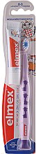 Парфюми, Парфюмерия, козметика Комплект детска четка и паста за зъби (0-3 год.) - Elmex Learn Toothbrush Soft + Toothpaste 12ml
