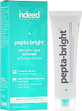 Парфюми, Парфюмерия, козметика Крем-серум за изравняване на цвета на лицето - Indeed Laboratories Pepta-Bright Even Skin Tone Enhancer