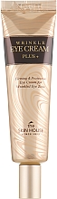 Парфюмерия и Козметика Околоочен крем против бръчки - The Skin House Wrinkle Eye Cream Plus
