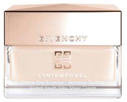Парфюми, Парфюмерия, козметика Нежен крем за лице - Givenchy L'Intemporel Global Youth Silky Sheer Cream