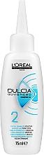 Парфюмерия и Козметика Продукт за къдрене на чувствителна коса - L'Oreal Professionnel Dulcia Advanced Perm Lotion 2