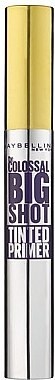 Спирала-праймер за мигли - Maybelline The Colossal Big Shot Tinted Primer