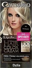 Парфюмерия и Козметика Обезцветител за коса №100 - Delia Cameleo De-Coloring Cream