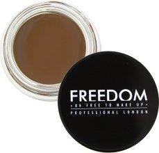 Парфюми, Парфюмерия, козметика Помада за вежди - Freedom Makeup London Eyebrow Pomade