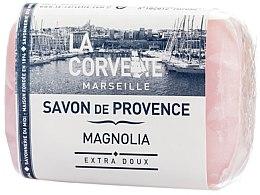 """Парфюми, Парфюмерия, козметика Провансалски сапун """"Магнолия"""" - La Corvette Provence Soap Magnolia"""