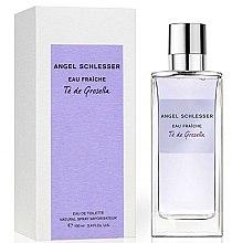 Парфюмерия и Козметика Angel Schlesser Eau Fraiche Te de Grosella - Тоалетна вода
