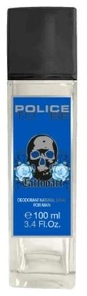Police To Be Tattooart For Man - Спрей дезодорант — снимка N1