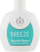 Парфюмерия и Козметика Breeze Squezee Deodorante White Musk - Дезодорант за тяло