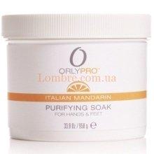 Парфюми, Парфюмерия, козметика Почистваща вана за ръце и крака - Orly Italian Mandarin Purifying Soak