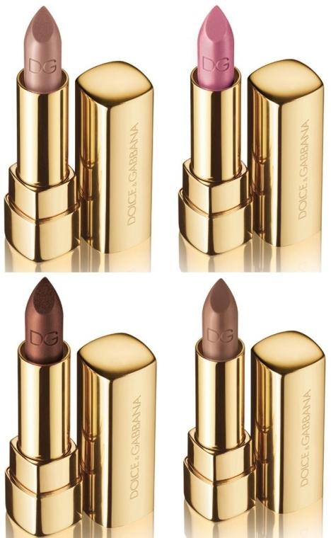 Червило с блясък - Dolce & Gabbana Shine Lipstick — снимка N1