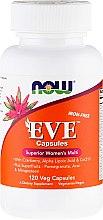 Парфюмерия и Козметика Мултивитамини за жени - Now Foods Eve Womans Multi