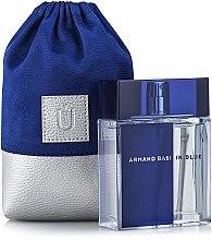 """Парфюмерия и Козметика Подаръчна торбичка за парфюм, синя """"Perfume Dress"""" - MakeUp"""