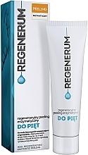 Парфюмерия и Козметика Възстановяващ ензимен пилинг за пети - Aflofarm Regenerum