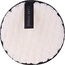 Парфюмерия и Козметика Гъба за премахване на грим, за многократна употреба, бяла - Lash Brow