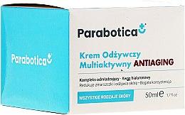 Парфюми, Парфюмерия, козметика Мултиактивен подхранващ крем за лице - Parabotica Multiactive Nourishing Cream