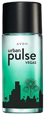 Avon Urban Pulse Vegas - Тоалетна вода