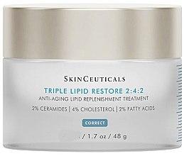 Парфюми, Парфюмерия, козметика Подмладяващ крем за лице - SkinCeuticals Triple Lipid Restore 2:4:2