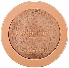 Парфюмерия и Козметика Бронзант за лице - Makeup Revolution Reloaded Powder Bronzer