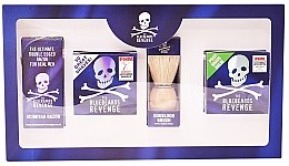 Парфюмерия и Козметика Комплект - The Bluebeards Revenge (balm/100ml+cr/100ml+shaving brush+shaver)