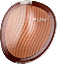 Парфюми, Парфюмерия, козметика Бронзираща компактна пудра - Deborah LumiNature Bronzing Powder