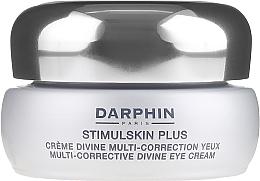 Мултикоригиращ крем за околоочния контур - Darphin Stimulskin Plus Multi-Corrective Divine Eye Cream — снимка N2