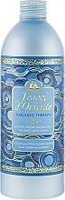 Парфюмерия и Козметика Ароматен крем за вана - Tesori d`Oriente Thalasso Therapy Aromatic Bath Cream