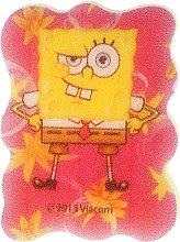 """Парфюми, Парфюмерия, козметика Гъба за баня """"Спондж Боб"""", розова - Suavipiel Sponge Bob Bath Sponge"""