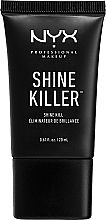 Парфюмерия и Козметика Матираща основа за грим - NYX Professional Makeup Shine Killer