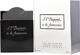 Парфюми, Парфюмерия, козметика S.T. Dupont A La Francaise Pour Homme - Парфюмна вода