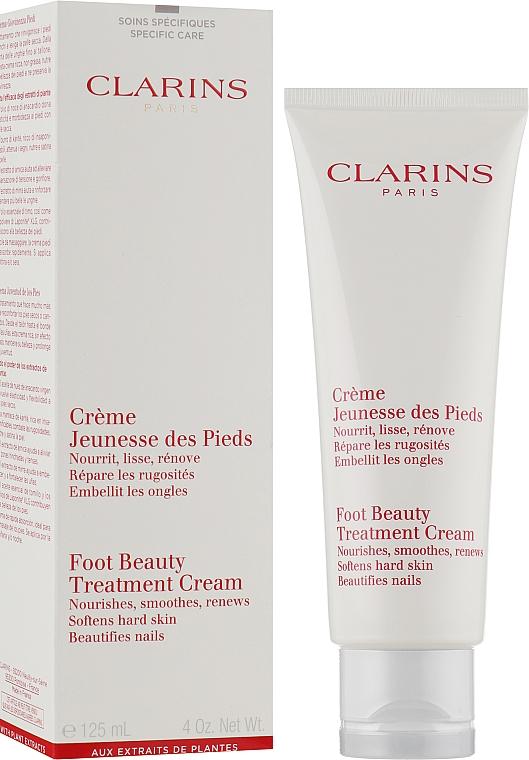 Крем за крака - Clarins Foot Beauty Treatment Cream — снимка N2