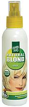 Парфюми, Парфюмерия, козметика Изсветляващ спрей за коса - Henna Plus Camomile Blondspray