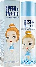 Парфюми, Парфюмерия, козметика Спрей за тяло с UV защита - The Orchid Skin Orchid Flower Snow Uv Sun Spray SPF 50