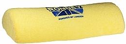 Парфюмерия и Козметика Професионална подложка за маникюр, жълта - Ronney Professional Armrest For Manicure