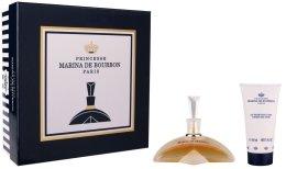Парфюмерия и Козметика Marina de Bourbon - Комплект (edp 100ml + b/l 150ml)