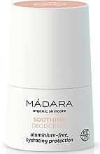 Парфюмерия и Козметика Дезодорант успокаивающий - Madara Cosmetics Soothing Deodorant