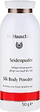 Парфюмерия и Козметика Пудра за тяло с коприна - Dr. Hauschka Silk Body Powder