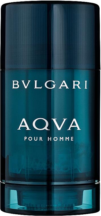 Bvlgari Aqva Pour Homme - Стик дезодорант  — снимка N1