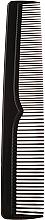 Парфюмерия и Козметика Гребен за коса, 1550, в черен цвят - Top Choice