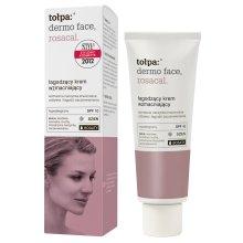 Парфюми, Парфюмерия, козметика Успокояващ крем за лице - Tolpa Dermo Face Rosacal Face Cream