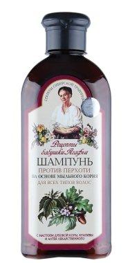 """Шампоан """"Против пърхот"""" - Рецептите на баба Агафия — снимка N1"""
