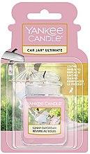 Парфюмерия и Козметика Ароматизатор за кола - Yankee Candle Car Jar Ultimate Sunny Daydream
