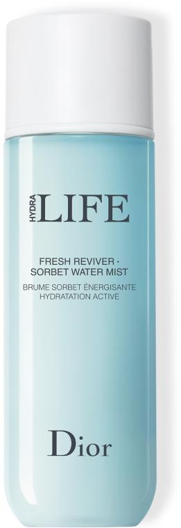 Освежаващ и хидратиращ спрей за лице - Dior Hydra Life Fresh Reviver Sorbet Water Mist
