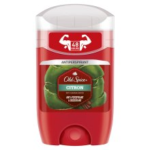 Парфюми, Парфюмерия, козметика Стик дезодорант - Old Spice Citron Deodorant Stick