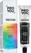 Парфюмерия и Козметика Боя за коса - Revlon Professional Pro You The Color Maker Permanent Hair Color