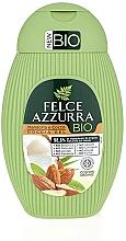 Парфюмерия и Козметика Душ гел с бадем и кокос - Felce Azzurra BIO Almond&Coconut Shower Gel