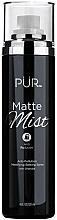 Парфюмерия и Козметика Фиксиращ матиращ спрей за грим - Pur Matte Mist Anti-Pollution Mattifying Setting Spray