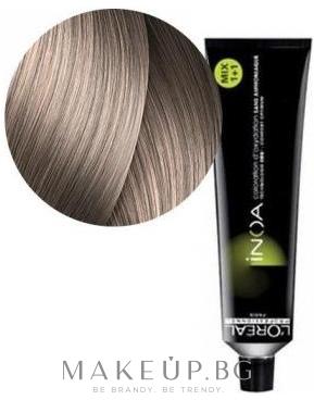 Безамонячна боя за коса - L'Oreal Professionnel Inoa Mix 1+1 (без включен оксидант) — снимка .23 - Rose Quartz Bronze